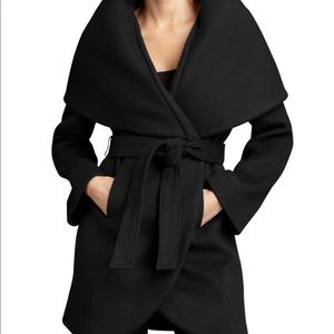 T Tahari Wrap coat - excellent condition!